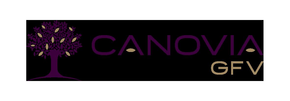 Logo CANOVIA Visiance